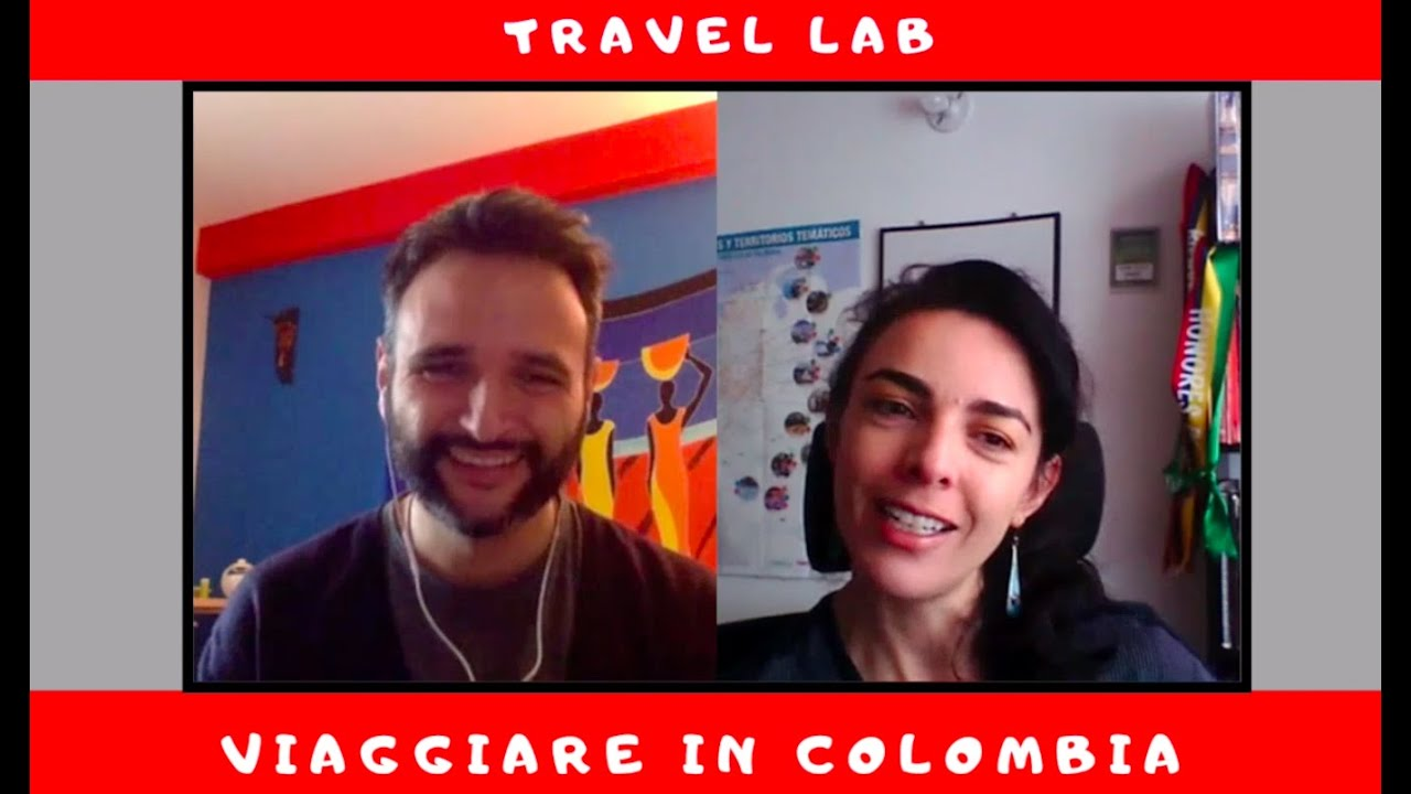 Viaggiare in Colombia - Travel Lab