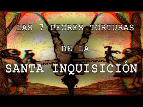 Las 7 Peores Torturas De La SANTA INQUISICIÓN