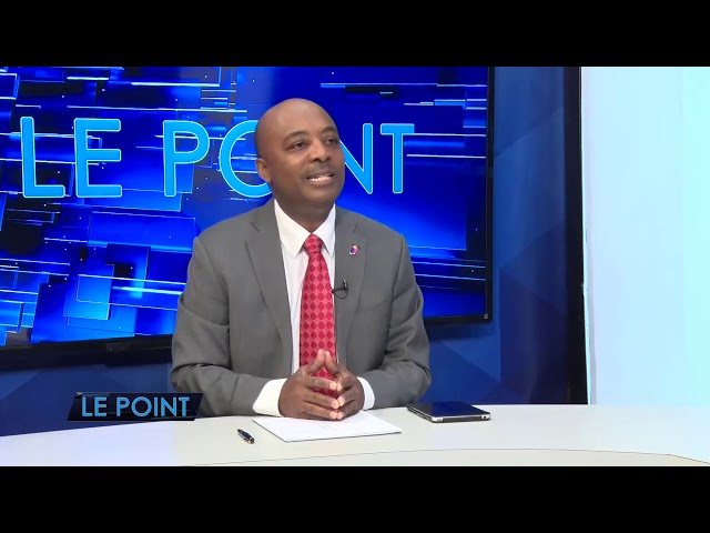 le point 06 sept 2019 Nesmy Manigat