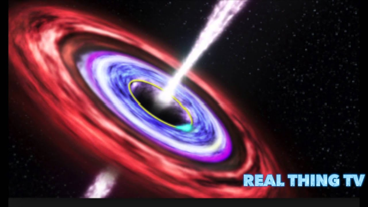 NASA just saw something come out of a black hole for the ...