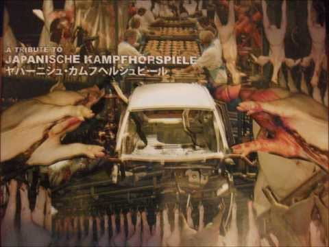 A TRIBUTE TO JAPANISCHE KAMPFHÖRSPIELE: Layers - abflussbestattung