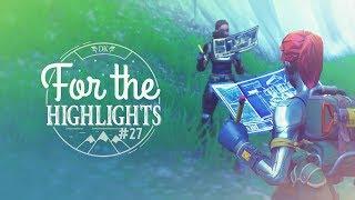BATTLE OF THE PENCILS! | FTH Ep. 27 (Fortnite Battle Royale Best Moments)