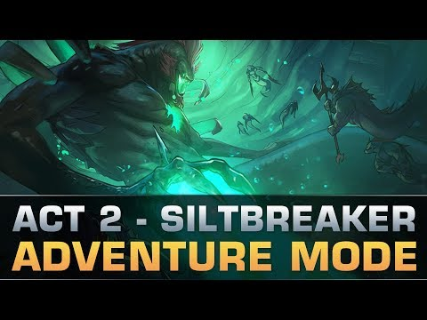 Dota 2 Full Playthrough - Adventure Mode of Siltbreaker: Act 2 (with dcneil)