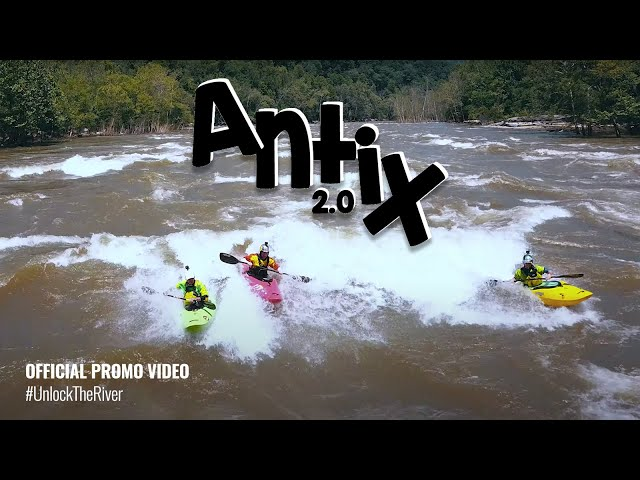 Jackson Kayak Antix 2.0 | Whitewater Kayak
