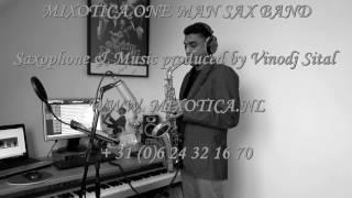 HOW DO I LIVE - LEANN RIMES (Saxophone cover by Vinodj Sital