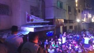 مهرجان مخيم عسكر افراح ال ابو عياش -٢٠١٧