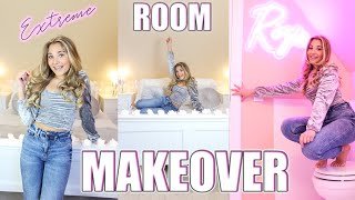 My EXTREME ROOM MAKEOVER & Room Tour! | Rosie McClelland