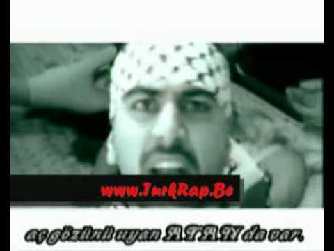Free Palestine Rap Filistine Özgürlük Ortadgou suskun bloke.avi