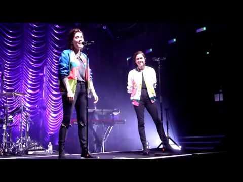 Tegan & Sara banter 5 part 1
