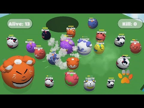 Meow.io (Bumper.io) - All Stages