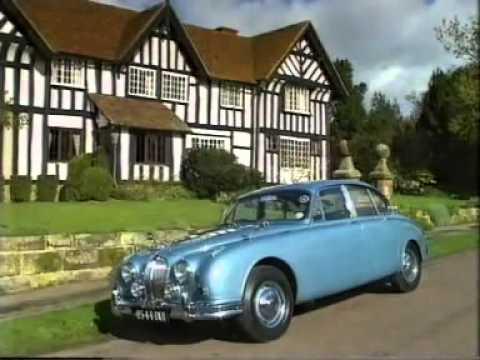 A Short History of Jaguar Motor Cars