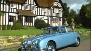 A Short History of Jaguar Motor Cars