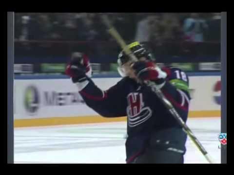 ХК Сибирь: из первого раунда во второй