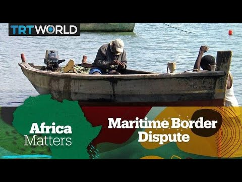 Africa Matters: Kenya-Somalia Sea Border Dispute