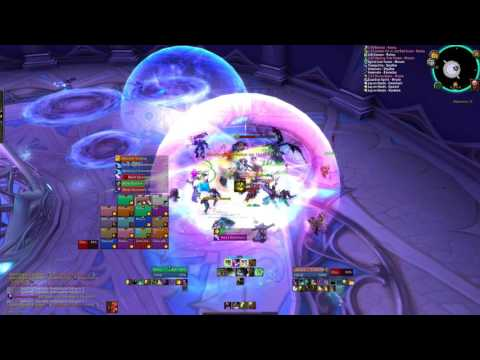 Mistweaver Monk WeakAuras in Action + Strings (7 2 5 Ready