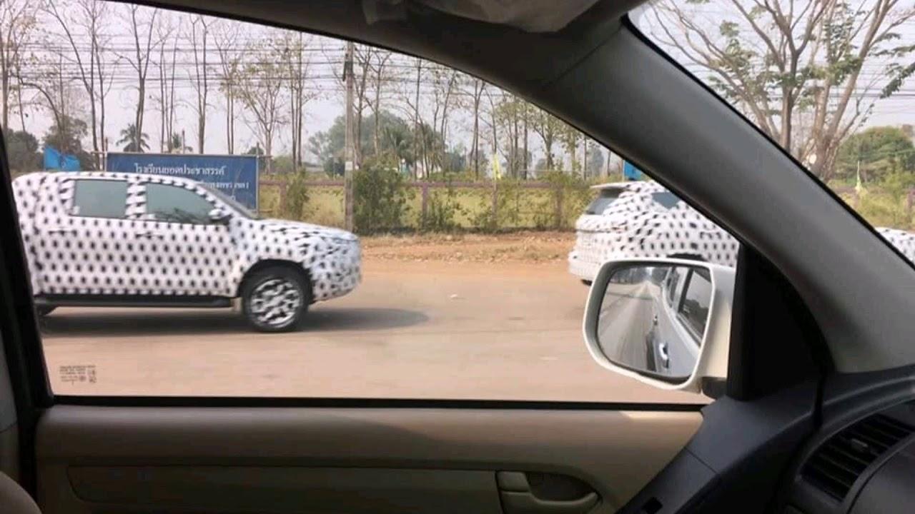 2021 Toyota Hilux Spy Shots Price