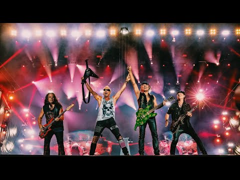 SCORPIONS - Rock In Rio 2019 (Full Show)