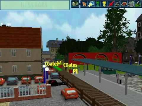 Rule the rail layouts
