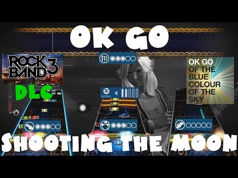 OK Go - Shooting the Moon - Rock Band 3 DLC Expert Full Band (March 15th, 2011)