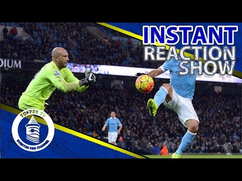 The Secretary Of Defence Is Back! | Instant Match Reaction | Man City 0-0 Everton