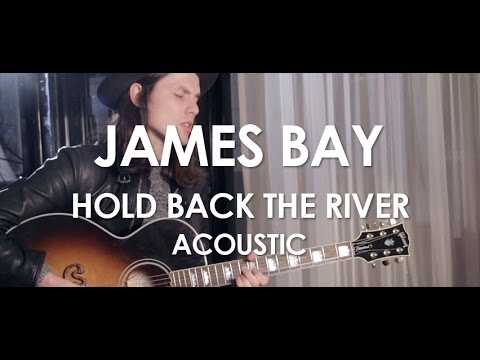 James Bay - Hold Back The River - Acoustic [Live in Paris]