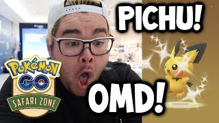 I HATCHED A SHINY PICHU IN POKEMON GO!!! 27x SPECIAL EVENT EGG HATCHES! (SPECIAL 2K EVENT EGGS) thumbnail
