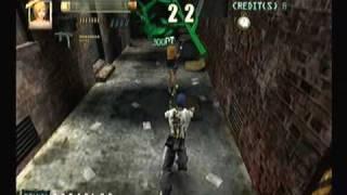Zombie Revenge - SEGA Dreamcast