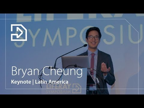 Liferay Symposium Brasil 2016: CEO Keynote