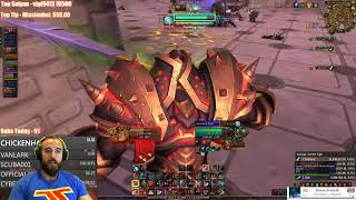 Bajheera - Epic Temple of Kotmogu 27-Kill Comeback! :D - WoW Legion 7.2.5 PvP