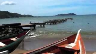 Rio Caribe, el Morro de Pto Santo. Mcpio. Arismendi, Edo. Sucre Venezuela.mpg