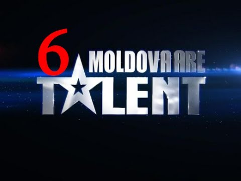 Moldova are Talent - 6 выпуск (15.11.2013)