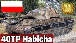 IDŹ PRECZ DZIADU! - 40TP Habicha - World of Tanks