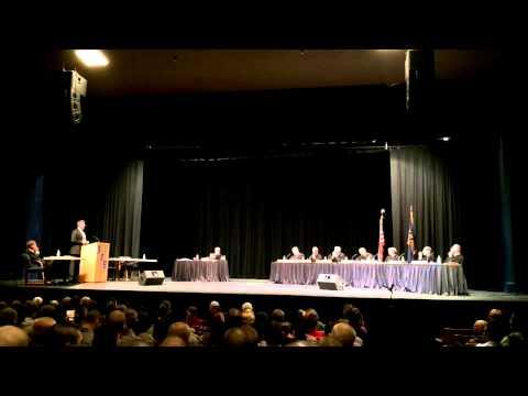 Oregon Supreme Court hears argument at Bend High School
