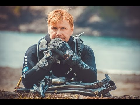 Sergei Nelson - Underwater Photographer!