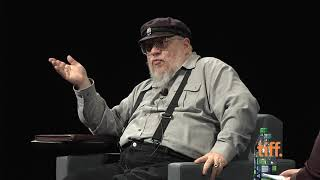 Download George RR Martin on the Hardest Character to Write Mp3 and Videos
