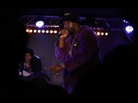 Smoke DZA & Aaron Cohen / Live in Paris (2015)
