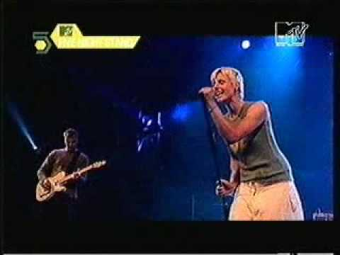 K's Choice Everything For Free - Live Amsterdam Holland 2001