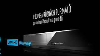 Panasonic Blu-ray přehrávač DP-UB330