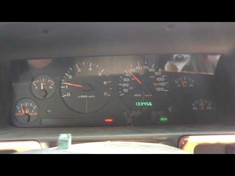 97 Jeep Grand Cherokee Electrical Problem