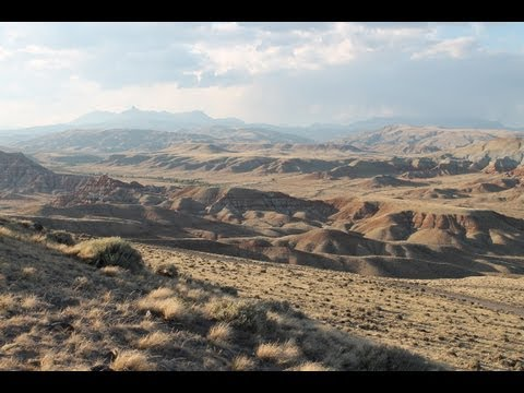 Forgotten Dubois - Undiscovered Beauty, Official Trailer About The Town Dubois, Wyoming