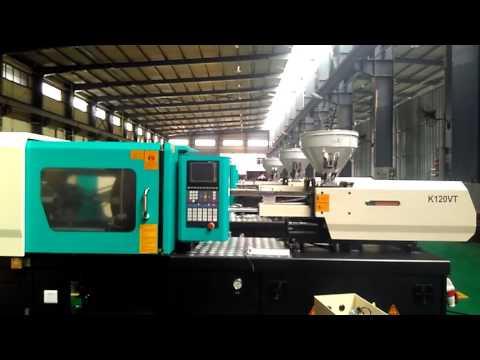 K120VT variable displacement pump injection molding machine