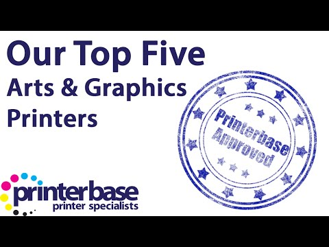 Best Graphic Arts Printers
