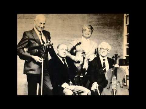 Brahms - String quartet n°3 op.67 - Amadeus SQ 1957