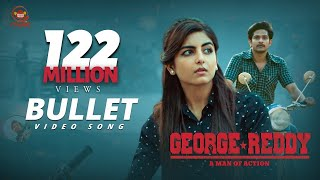 Bullet Full Video Song | George Reddy Movie | Sandeep Madhav, Muskaan | Jeevan Reddy | Mangli