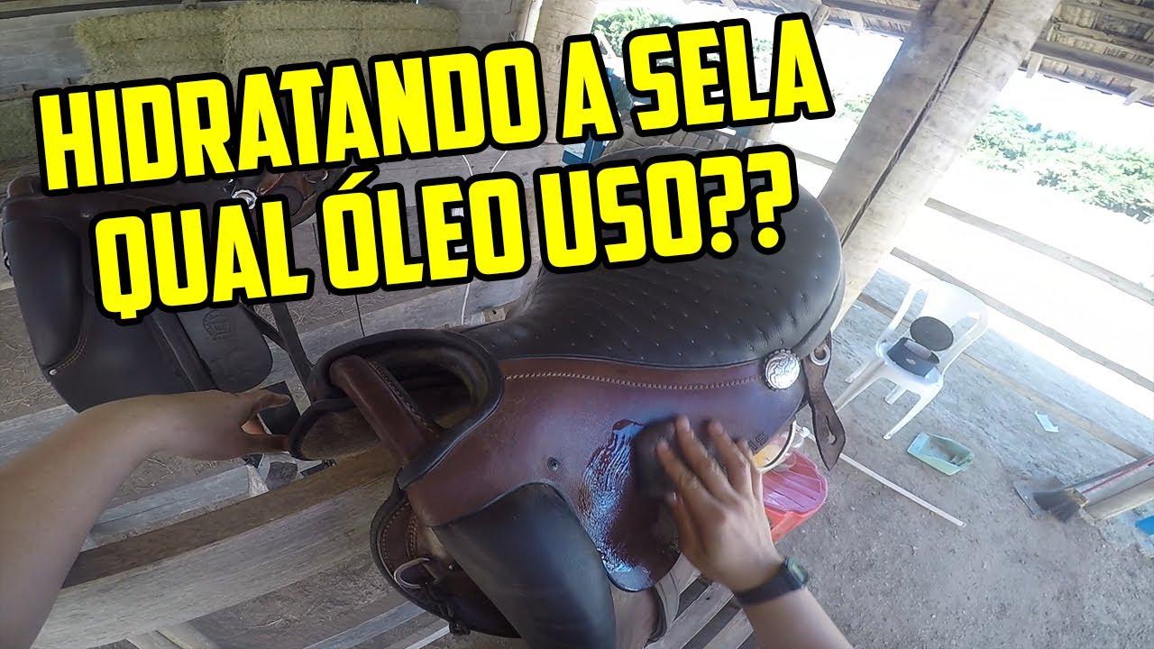 HIDRATANDO MINHAS SELAS