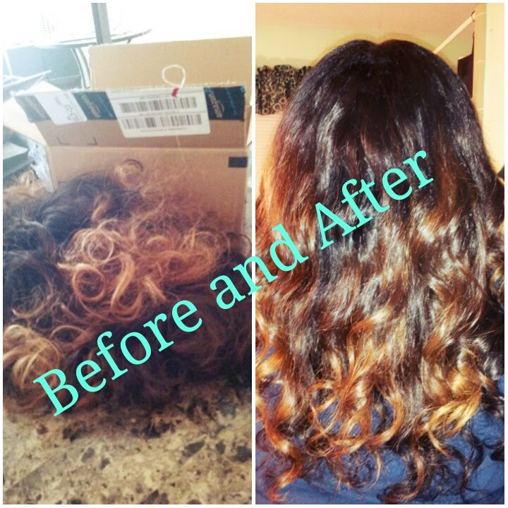 How To Revive And Save Your Extensions Silicon Mix Bleach Wash