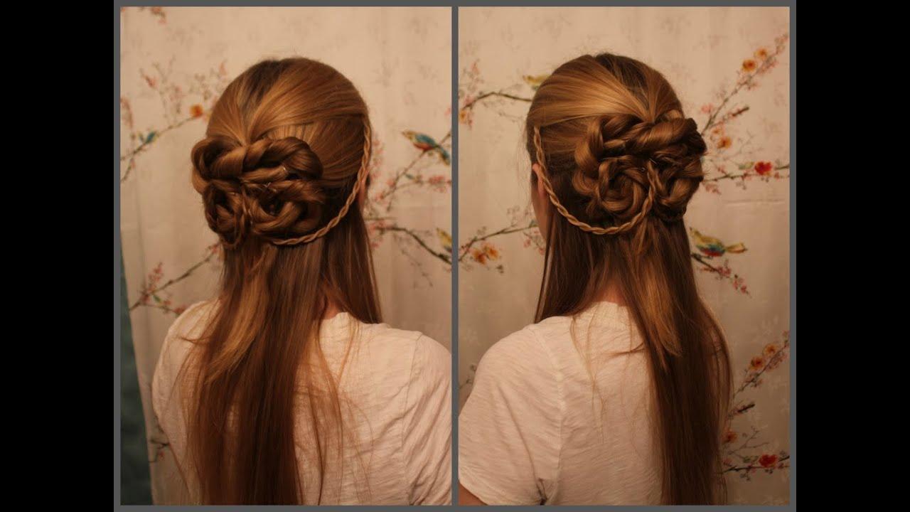 Hair Styles Games: Game Of Thrones Hair: Roslin Frey's Red Wedding Hair