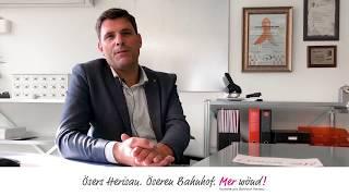 pro Herisau Bahhof - Mer wönd! W1