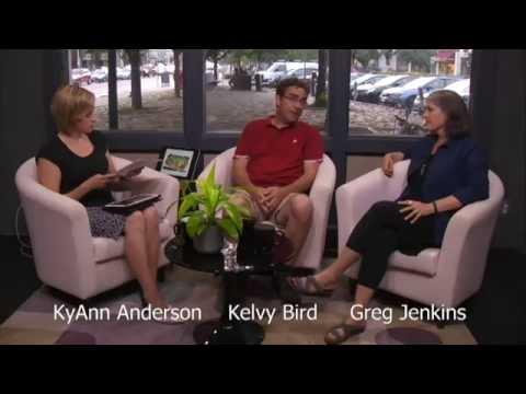 Greater Somerville - Greg Jenkins & Kelvy Bird - Somerville ArtFarm (7.7.15)