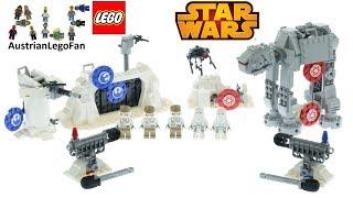 Lego Star Wars 75241 Action Battle Echo Base Defense Speed Build